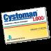 CYSTOMAN 1000 12 COMPRESSE