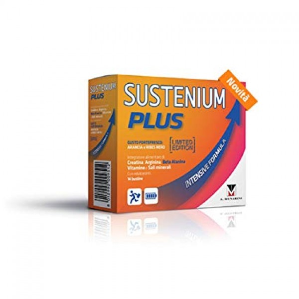 SUSTENIUM PLUS LIMITED EDITION