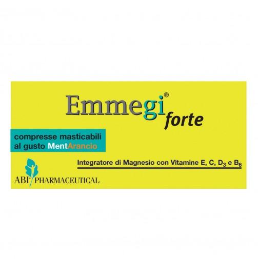 EMMEGI FORTE 20COMPRESSE MASTICABILI