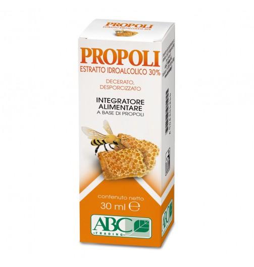 PROPOLI 30% ESTR ALCO 30ML ABC