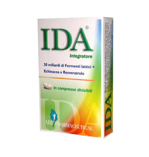 IDA INTEGRATORE 12 COMPRESSE