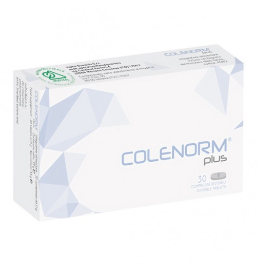 COLENORM PLUS 30 COMPRESSE