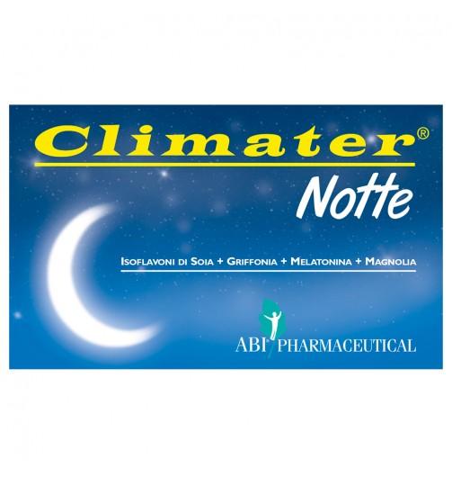CLIMATER NOTTE 20 COMPRESSE OROSOLUBILI