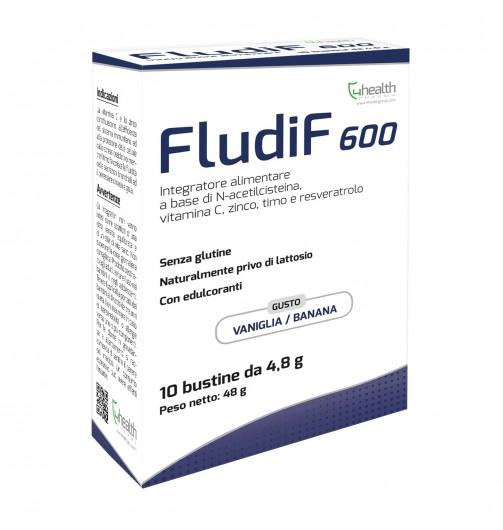 FLUDIF 600 10 Bust.4,8g