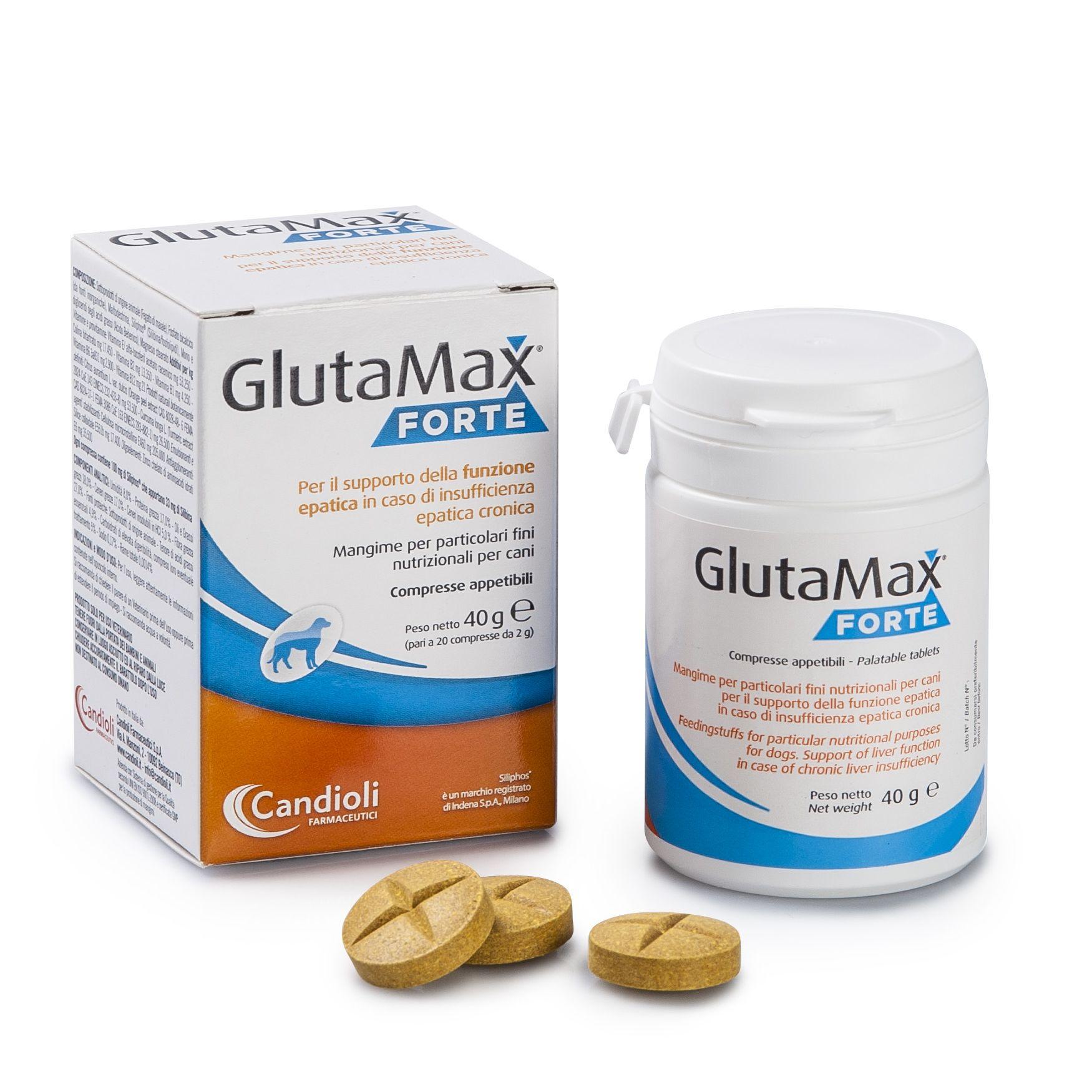 Candioli Glutamax Forte 20 Compresse