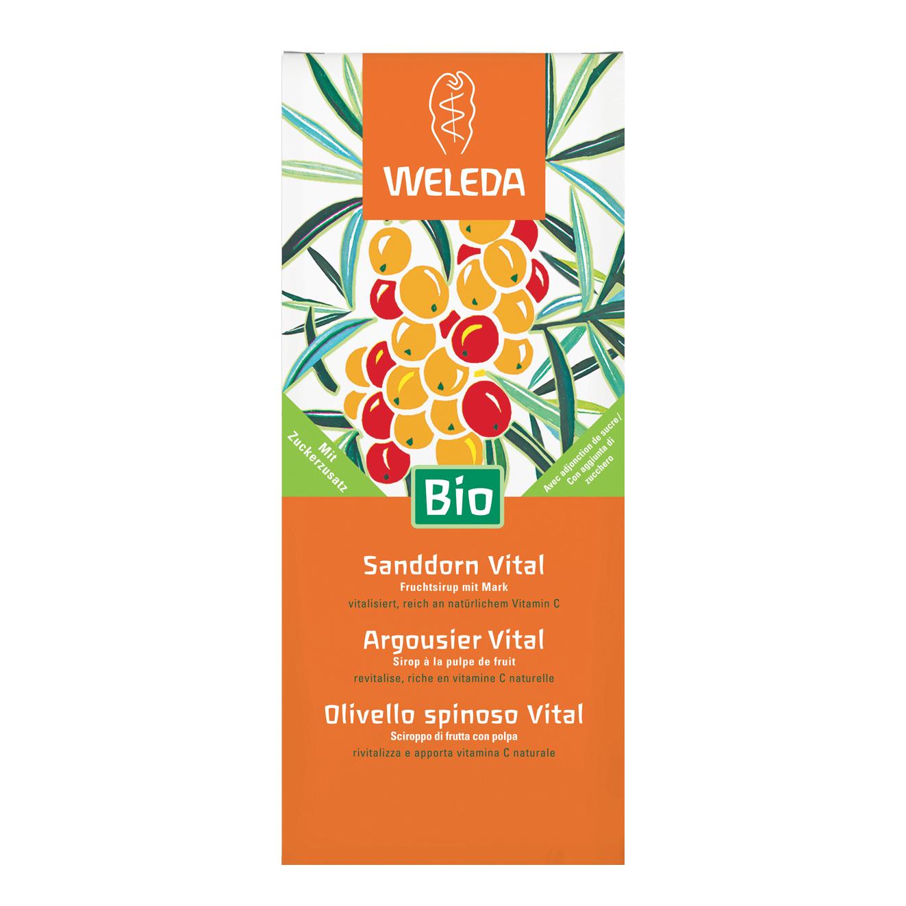 weleda italia srl weleda oliv.spinoso vitalscir.